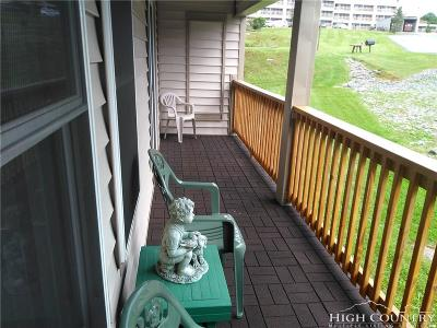 Avery County Condo/Townhouse For Sale: 3125 Pinnacle Inn Road