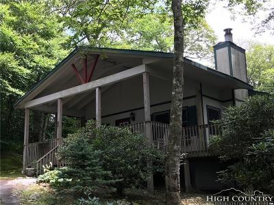 Sugar Mountain Single Family Home For Sale: 2052 Grouse Moor Drive