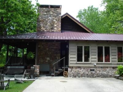 Newland Single Family Home For Sale: 80 Avery County High School Road