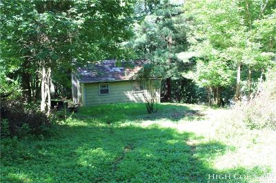 Caldwell County, Alexander County, Watauga County, Ashe County, Avery County, Burke County Single Family Home Under Contract - Show: 601 Eastview Drive