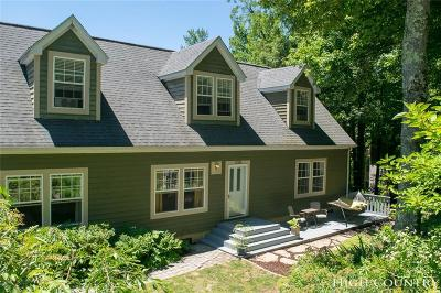 Boone Single Family Home For Sale: 436 Heritage Drive