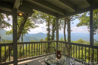 Alexander County, Ashe County, Avery County, Burke County, Caldwell County, Watauga County Single Family Home For Sale: 442 Dogwood Lane