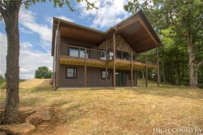 Watauga County Single Family Home For Sale: 197 Apache Lane