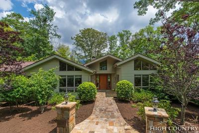 Avery County Single Family Home For Sale: 1149 Vista Way