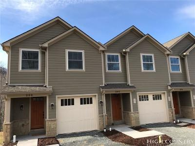Watauga County Condo/Townhouse Under Contract - Don't Show: 188 South Willow Ridge Lane #5