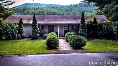Ashe County Multi Family Home For Sale: 1615 Lakeside Drive