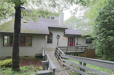 Sugar Mountain Single Family Home Under Contract - Show: 212 Little Sugar Lane