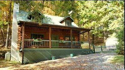 Avery County Single Family Home For Sale: 1069 Beech Mountain Parkway