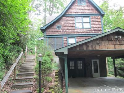 Boone Single Family Home For Sale: 534 Tarleton Circle