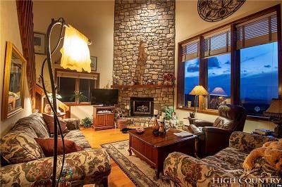 Sugar Mountain Condo/Townhouse For Sale: 140 Crestview Lane #100-A