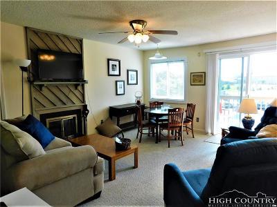 Beech Mountain Condo/Townhouse For Sale: 301 Pinnacle Inn Road #1212