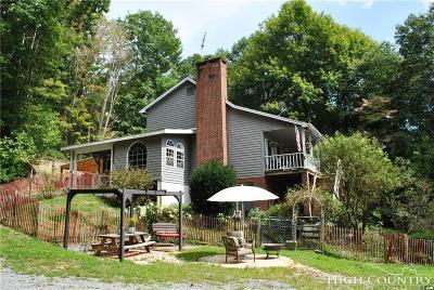 Banner Elk Single Family Home For Sale: 630 Lois Lane