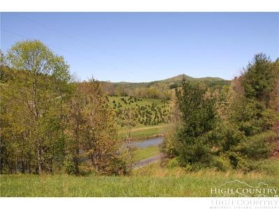 Ashe County Residential Lots & Land For Sale: Tbd Railroad Grade Road