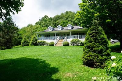 Banner Elk Single Family Home Under Contract - Show: 8328 Highway 194