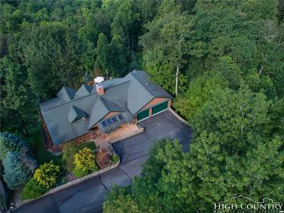 Boone Single Family Home For Sale: 169 Summit Creek