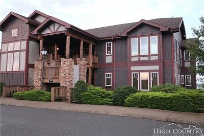 Banner Elk Condo/Townhouse For Sale: 419 Indian Paintbrush Rq-5 Drive