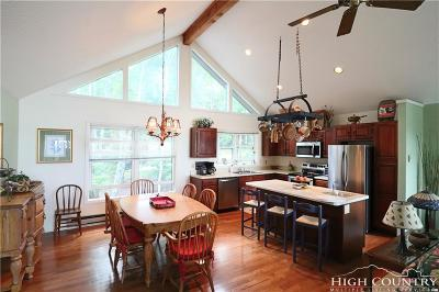 Beech Mountain NC Single Family Home For Sale: $424,900