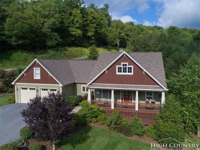 Blowing Rock Single Family Home For Sale: 172 Cielo Road