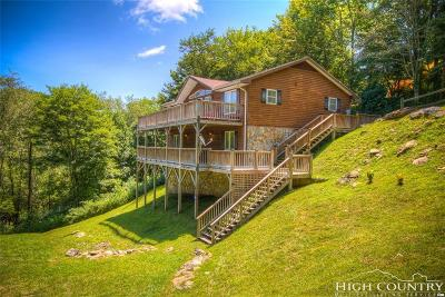 Single Family Home Sold: 483 Willow Mountain Drive