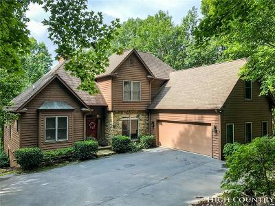 Watauga County Single Family Home For Sale: 456 Sorrento Knolls Drive