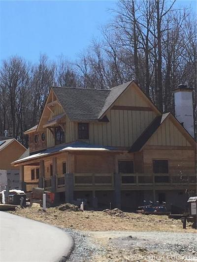 Blowing Rock Single Family Home For Sale: Lot 110 Autumn Blaze Trail