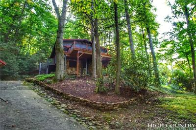 Banner Elk Single Family Home Under Contract - Show: 243 Cliffwood Drive