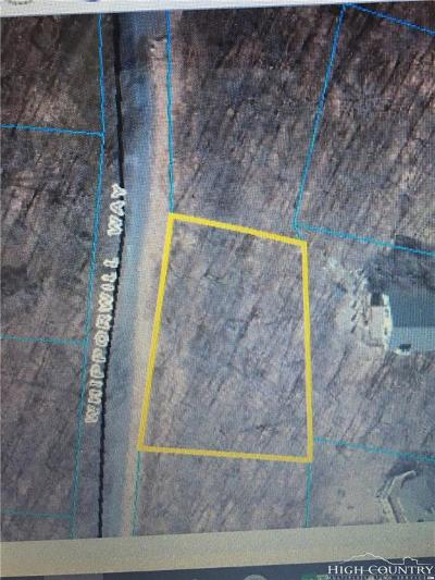 Avery County, Watauga County Residential Lots & Land For Sale: 109 Whippoorwill Way