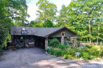 Banner Elk Single Family Home For Sale: 116 Leatherwood Road