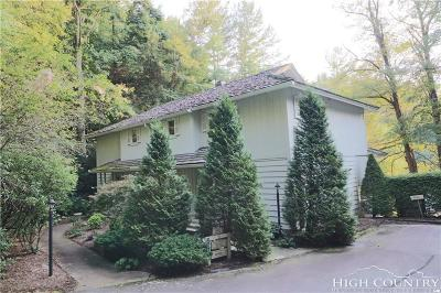 Boone Condo/Townhouse For Sale: 250 Fir #a1