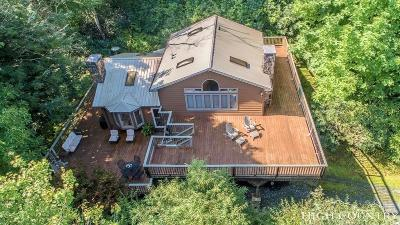 Blowing Rock Single Family Home For Sale: 185 Toni Avenue