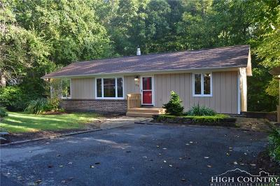 Boone Single Family Home For Sale: 399 Hillandale Drive
