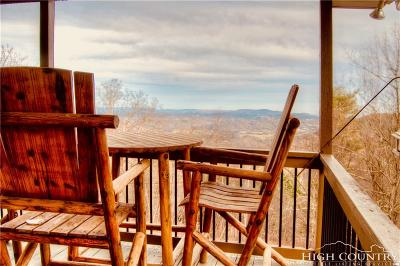 Boone Single Family Home For Sale: 1000 Running Deer Trail