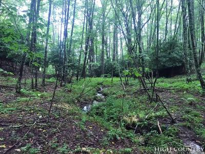 Avery County, Watauga County Residential Lots & Land For Sale: Tbd Kirby Branch Road