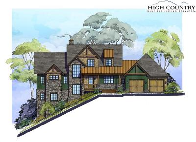 Watauga County Single Family Home Under Contract - Don't Show: 7 Alder Lane