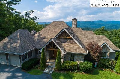 Watauga County Single Family Home For Sale: 619 Red Cedar Road