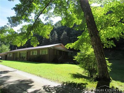 Boone Single Family Home For Sale: 292 Jones Drive