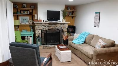 Avery County Condo/Townhouse For Sale: 149 Slope View Road #B8