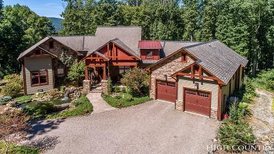 Ashe County Single Family Home For Sale: 518 Rocky Springs Road