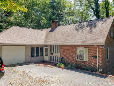 Boone Multi Family Home For Sale: 197 Blanwood Drive