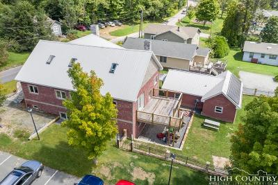 Blowing Rock Single Family Home For Sale: 189/191 Clark Street