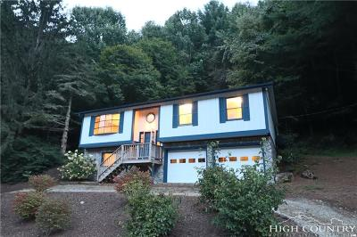 Watauga County Single Family Home Under Contract - Show: 475 Sherwood Road