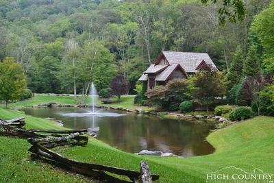 Avery County, Watauga County Residential Lots & Land For Sale: Lot 141 Tanglewood Trail