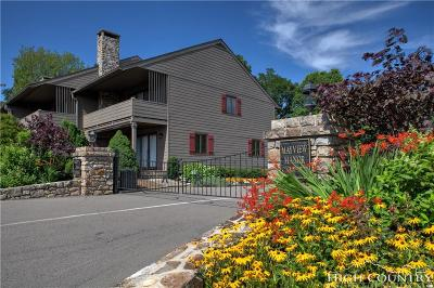 Blowing Rock Condo/Townhouse Under Contract - Show: 107 Mayview Manor Court #M