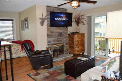 Beech Mountain NC Condo/Townhouse For Sale: $55,900