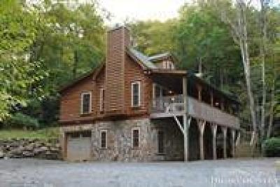 Avery County Single Family Home For Sale: 689 Sugar Mountain Drive