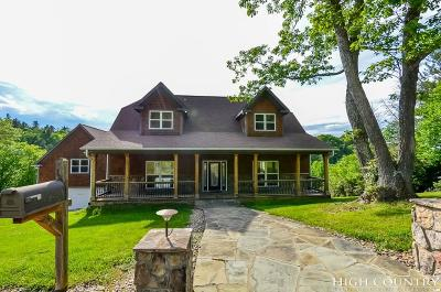 Blowing Rock Single Family Home For Sale: 229 Piedra Road