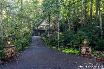 Watauga County Single Family Home Under Contract - Don't Show: 1219 Dogwood