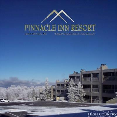 Beech Mountain Condo/Townhouse For Sale: 301 Pinnacle Inn Road #1313