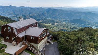 Avery County Single Family Home For Sale: 120 Oz Circle