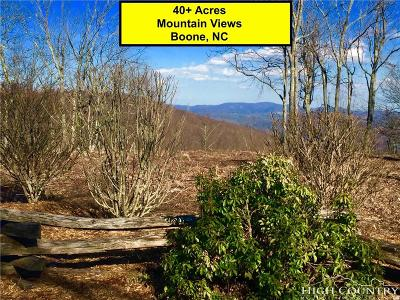 Avery County, Watauga County Residential Lots & Land For Sale: 109 Springs Lane